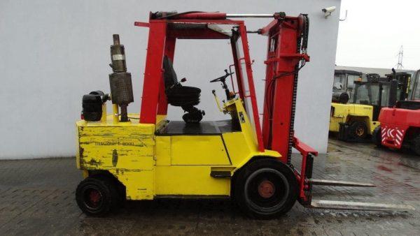 RMF Wózek widłowy kompaktowy