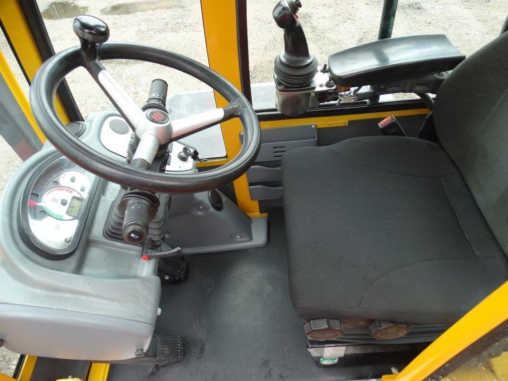 Baumann Wózek widłowy boczny