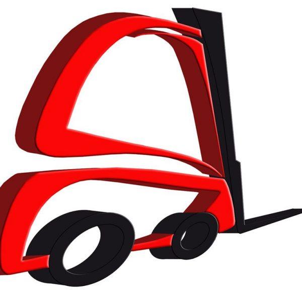 Nissan Wózek widłowy z napędem LPG