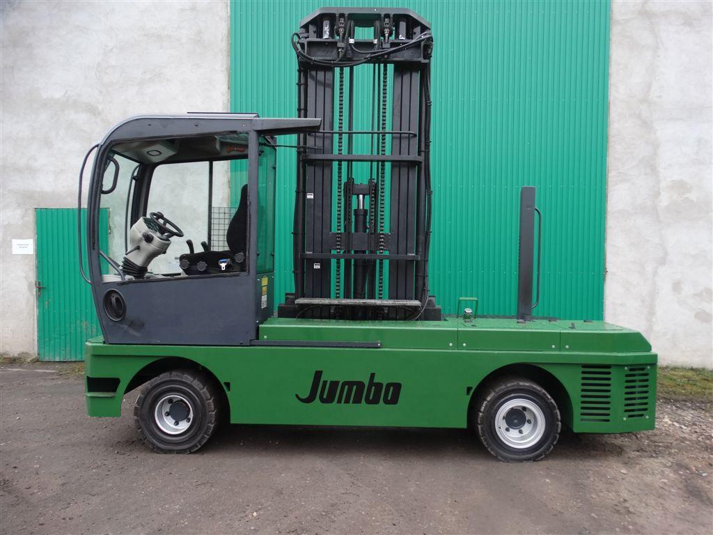 Jumbo Wózek widłowy boczny