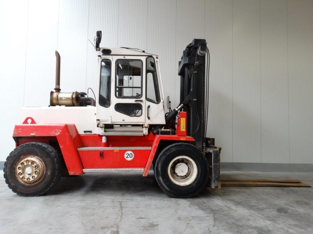 Svetruck Wózek widłowy z napędem Diesel