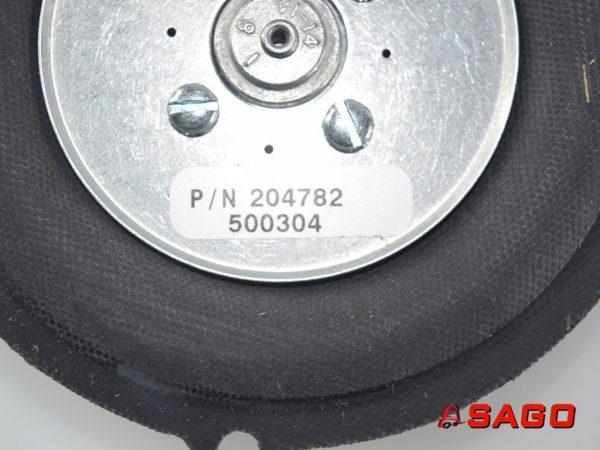 stacyjki i systemy paliwowe - Typ: 0204782 Membrane