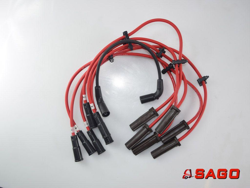 stacyjki i systemy paliwowe - Typ: 2088997 Zündkabelsatz