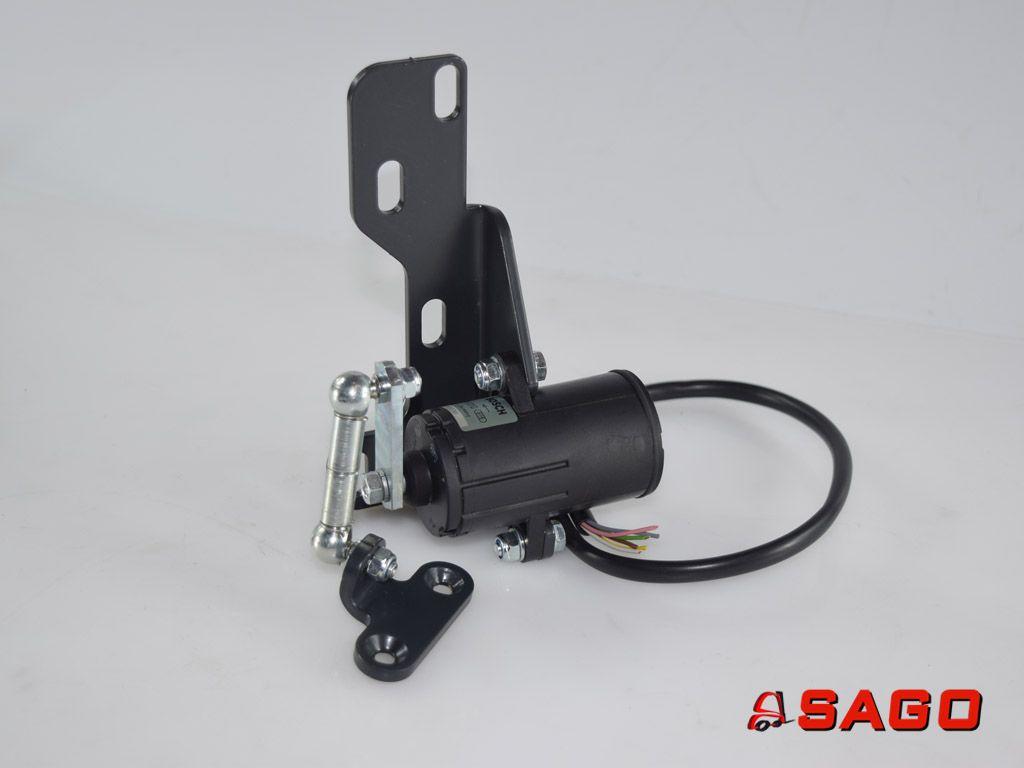 Kalmar Silniki elektryczne i części do silników - Typ: V02520.0100  Aufbau