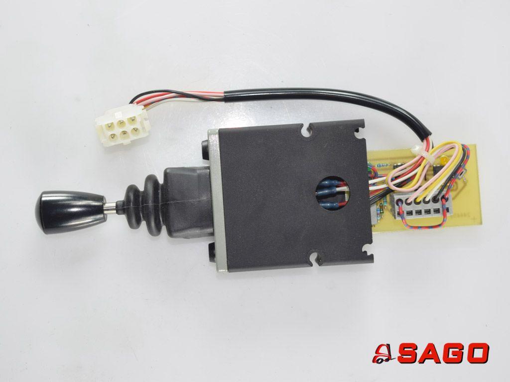 Baumann Elektryczne sterowanie i komponenty - Typ: 245448 Fernbedienungshebel Danfoss JOYSTICK TYPE:PVRES NO:155B4210