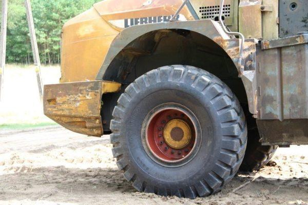 Liebherr Wózek widłowy terenowy