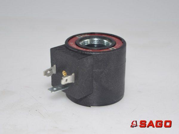 Kalmar Elektryczne sterowanie i komponenty - Typ: SP-C0U-24DC/80 24V 43A