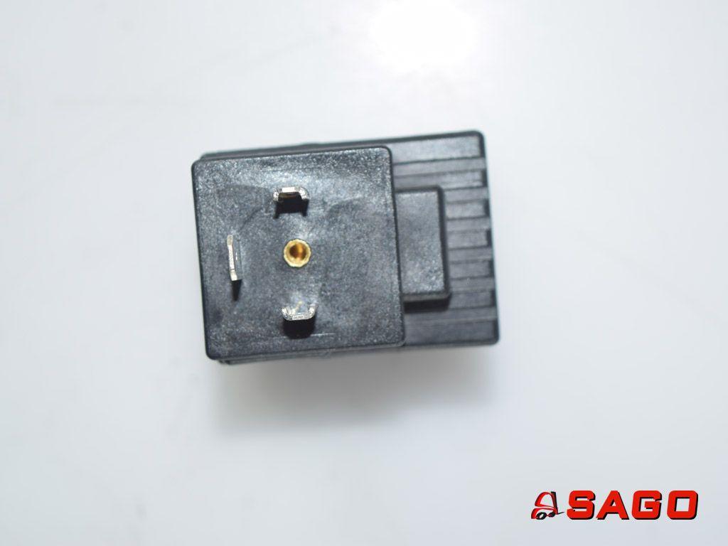 Kalmar Elektryczne sterowanie i komponenty - Typ: 804107074 COIL Parker S8LD 24V 14W