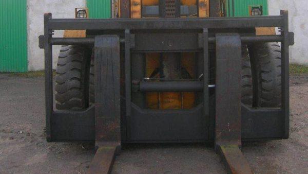 Hyster Wózek widłowy dużych udźwigów
