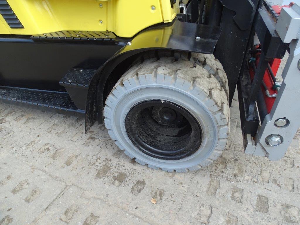 Hyster Wózek widłowy z napędem LPG