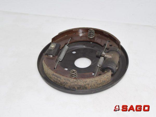 Jumbo Hamulce i linki hamulcowe - Typ: 20-3717 Bremse