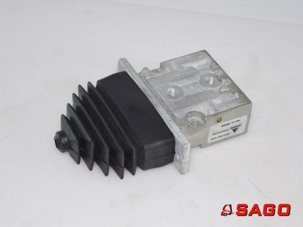 Terberg Elektryczne sterowanie i komponenty - Typ: 27099660 LIFTING HANDLE KONGSBERG 866000