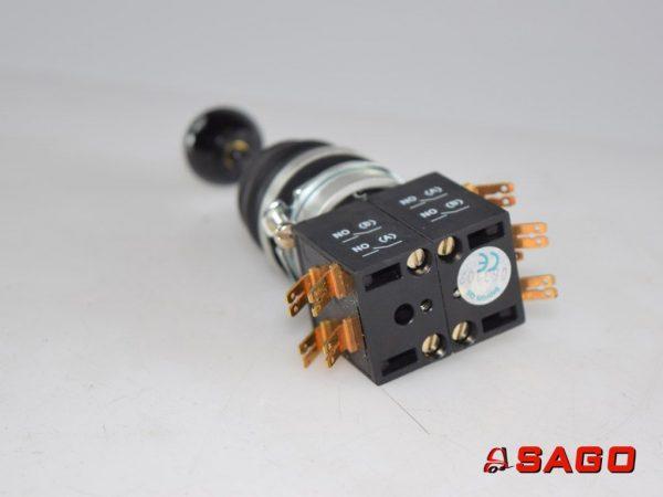 Terberg Elektryczne sterowanie i komponenty - Typ: 25041483 SWITCH