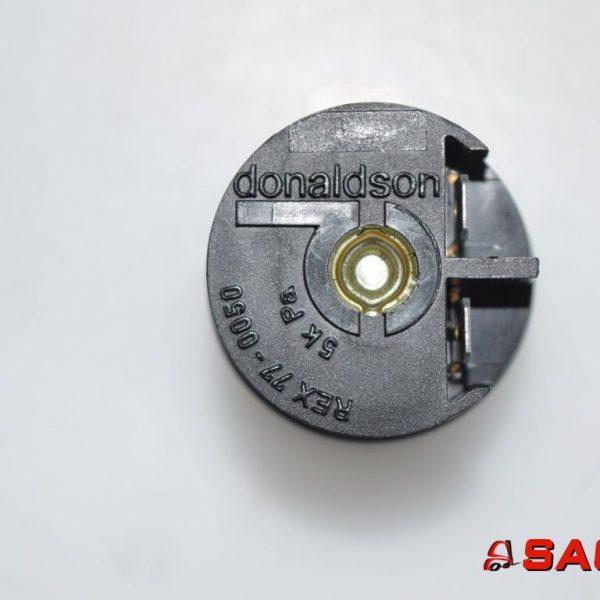 Terberg Elektryczne sterowanie i komponenty - Typ: 10037729 INDICATOR donaldson REX77-0050