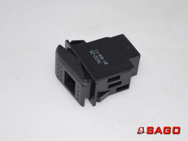 Terberg Elektryczne sterowanie i komponenty - Typ: 25014397 SCHAKELAAR ONTGRENDELING