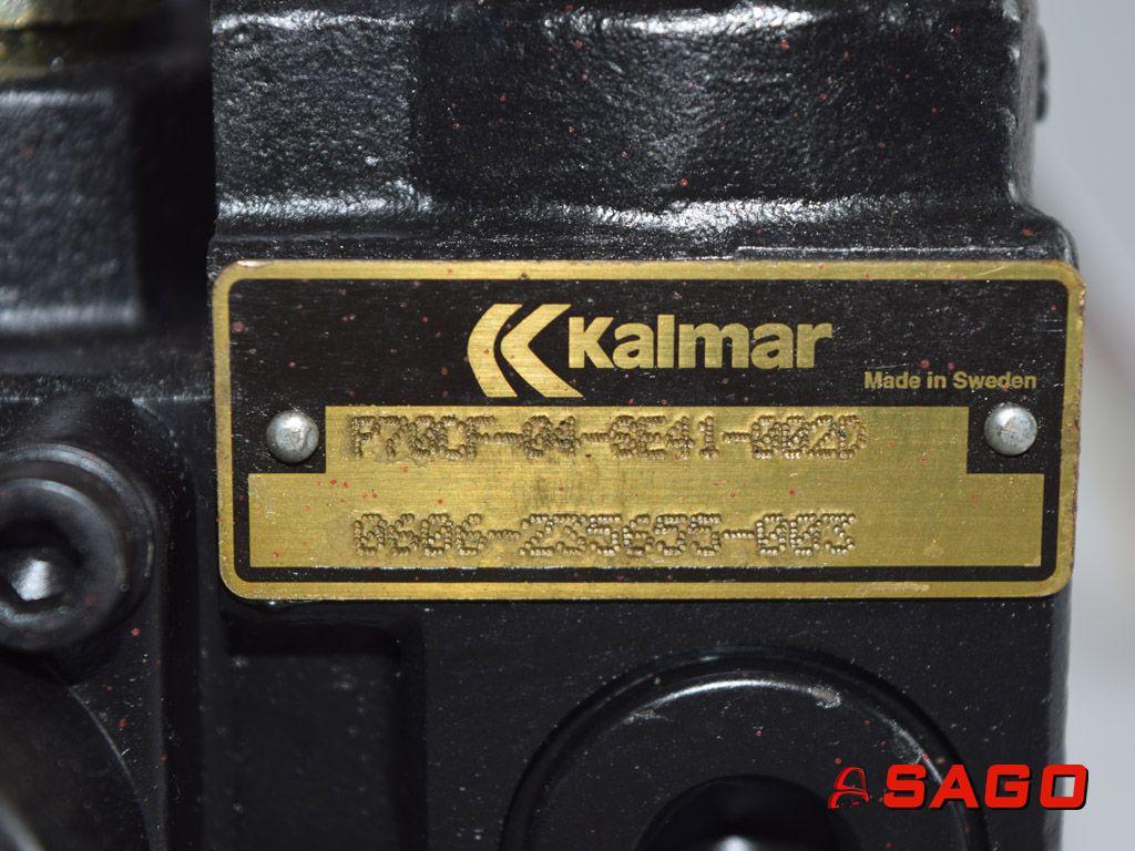 Kalmar Hydraulika - Typ: A45004.0100 A450040100 P70CF-04-SE41-002D 0606-235655-003