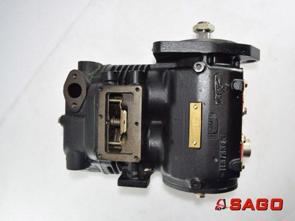 Kalmar Hamulce i linki hamulcowe - Typ: KZ433/1RM 1187862 GR 260 Kompressorbremse