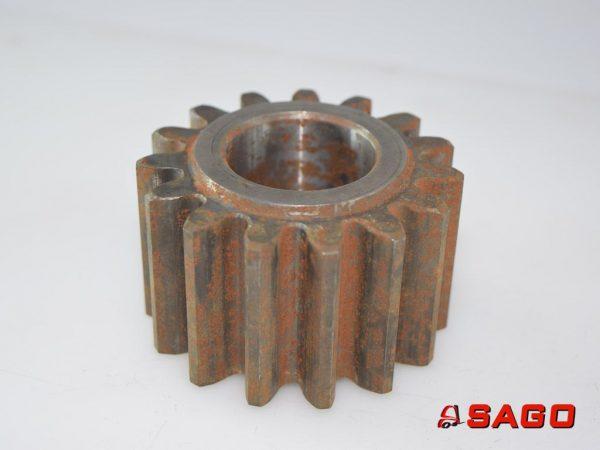 Jumbo Układ kierowniczy i napęd - Typ: 60330 Zahnrad
