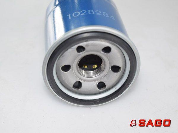 układy chłodzenia i wydechowe - Typ: 1028284 Filter