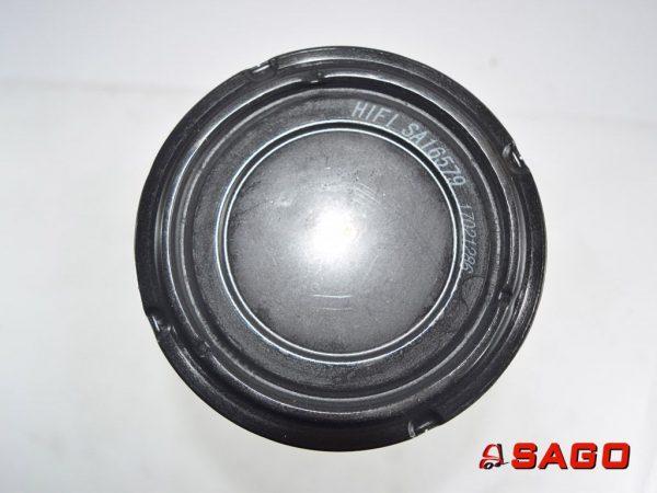 układy chłodzenia i wydechowe - Typ: HIFI SA 16579 Filter