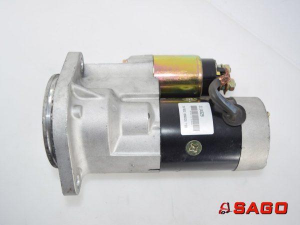 stacyjki i systemy paliwowe - Typ: 3114929 Anlasser