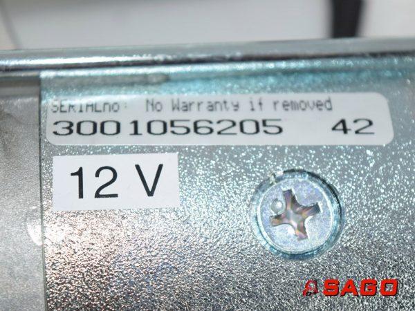 stacyjki i systemy paliwowe - Typ: 1667976 Anlasser 12V 3001056205
