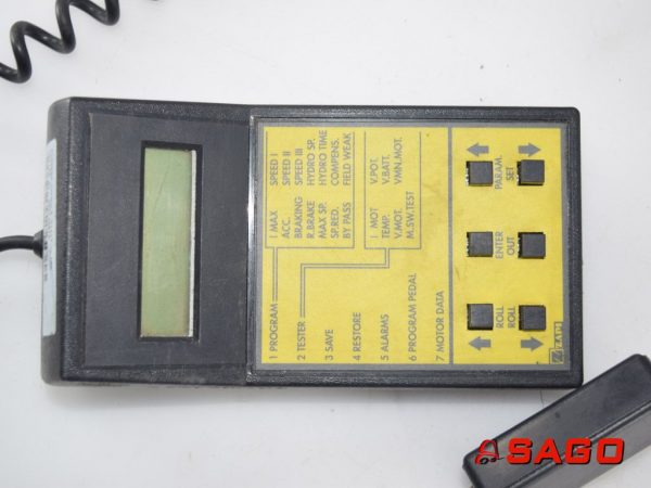 Hyster Elektryczne sterowanie i komponenty - Typ: FC2009A-Console 300142815