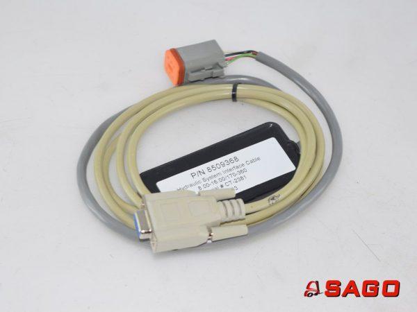 Hyster Elektryczne sterowanie i komponenty - Typ: P/N 8509368 CT-2381