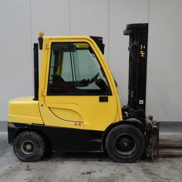 Hyster Wózek widłowy z napędem Diesel