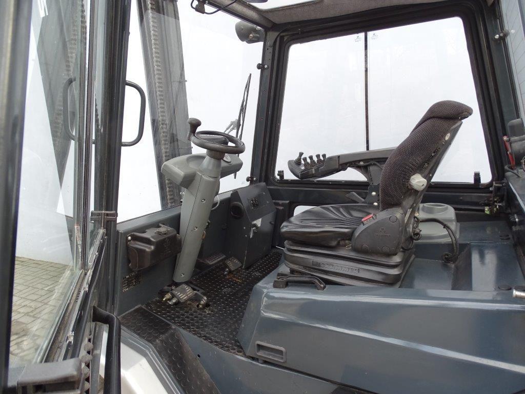 Still Wózek widłowy z napędem Diesel
