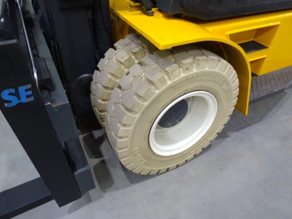Jungheinrich Wózek widłowy dużych udźwigów