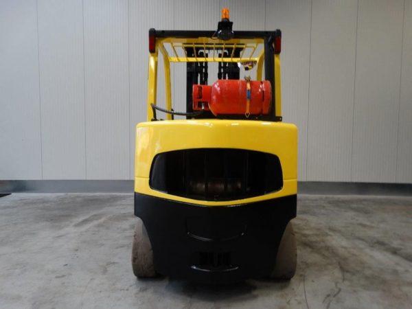 Hyster Wózek widłowy kompaktowy LPG