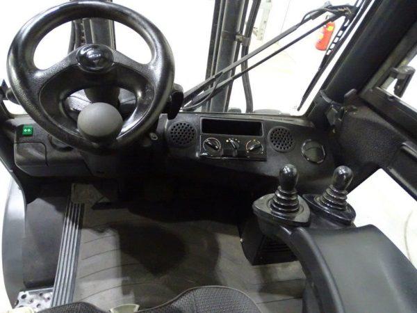 Linde Wózek widłowy z napędem LPG