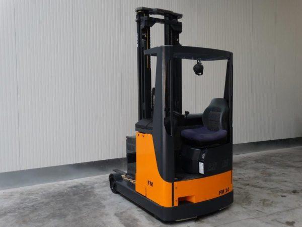 Still Elektryczny wózek wysokiego składowania