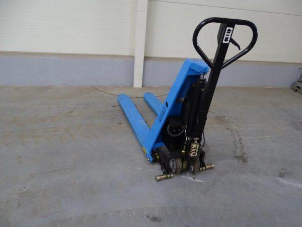 Pfaff-Silberblau Wózek paletowy z podnośnikiem nożycowym