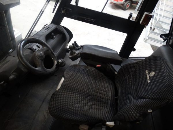 Linde Wózek widłowy dużych udźwigów
