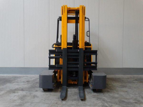 Jungheinrich Czterokierunkowy wózek wysokiego składowania
