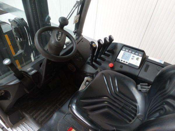 Still Wózek widłowy elektryczny 3-kołowy