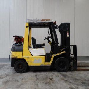 TCM Wózek widłowy z napędem LPG