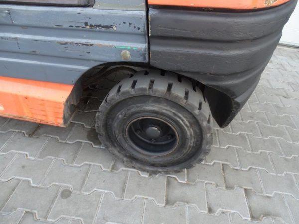 Toyota Wózek widłowy z napędem Diesel