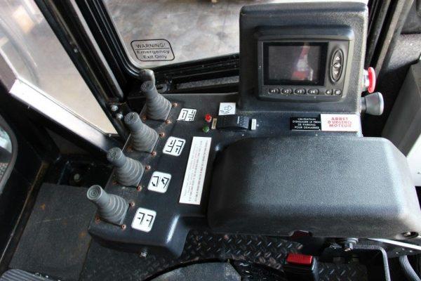 HOIST Wózek widłowy dużych udźwigów