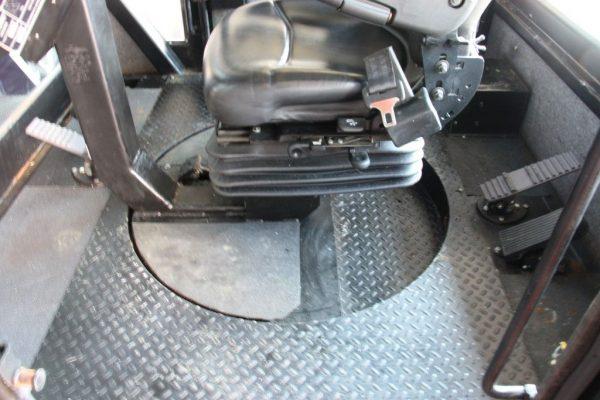 HOIST Wózek do pełnych kontenerów