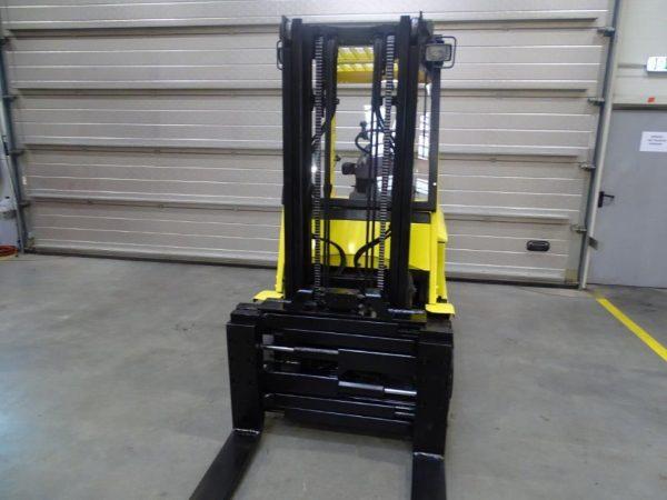 Hyster Wózek widłowy elektryczny 4-kołowy