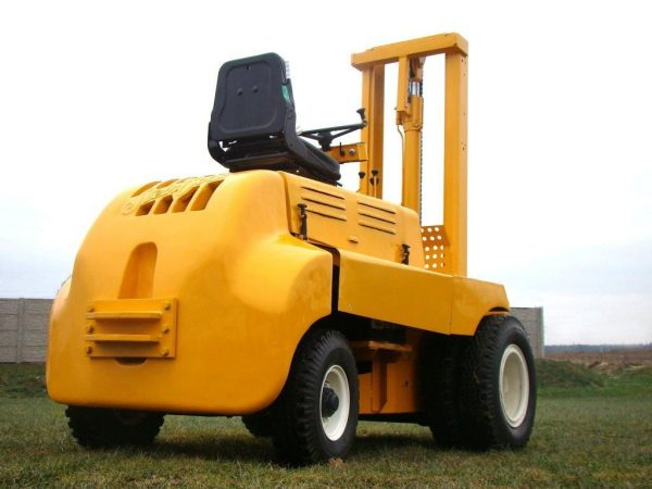 Steinbock Wózek widłowy z napędem Diesel
