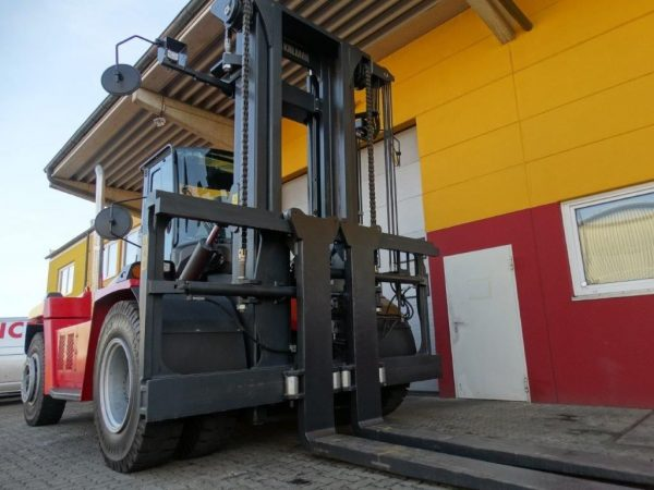 Kalmar Wózek widłowy dużych udźwigów