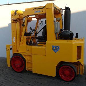 Paus Wózek widłowy kompaktowy