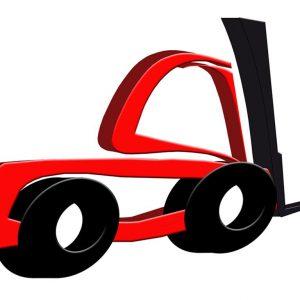 Svetruck Wózek widłowy dużych udźwigów