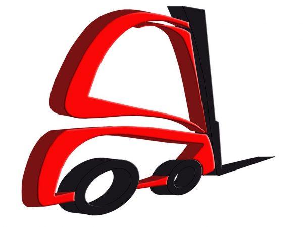 OM Wózek widłowy z napędem LPG