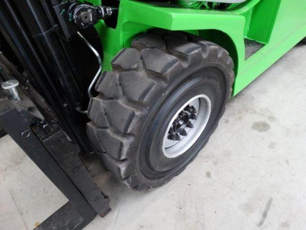 Cesab Wózek widłowy z napędem Diesel