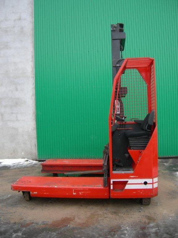 Kalmar Czterokierunkowy wózek boczny